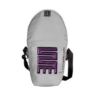 Adinkra - Nkinkyim Commuter Bag