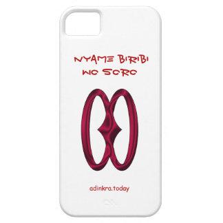 Adinkra -  Nyame Biribi Wo Soro- phone cover