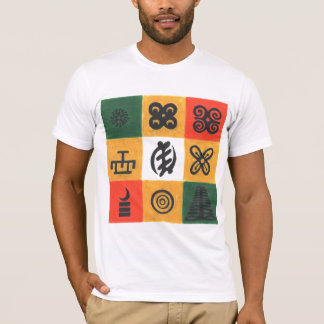 Adinkra Power of Transformation T-Shirt