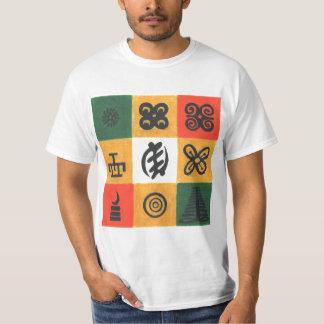 Adinkra Power of Transformation Tee Shirt