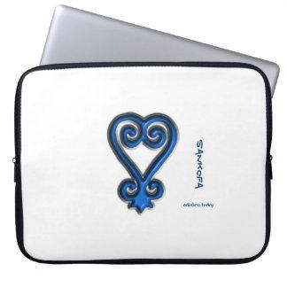 Adinkra - Sankofa Computer Sleeve