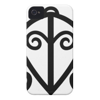 Adinkra selection iPhone 4 Case-Mate cases