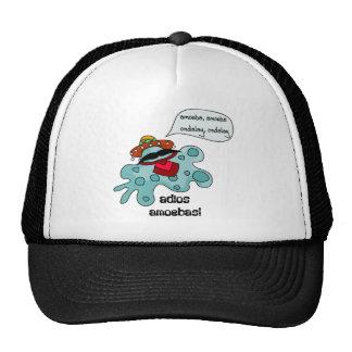 Adios Amoebas Trucker Hat