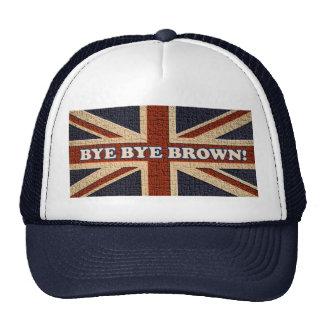¡Adiós Brown! Elección general política del Reino  Gorros