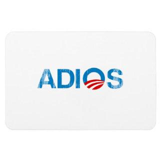 ADIOS Faded png Vinyl Magnet