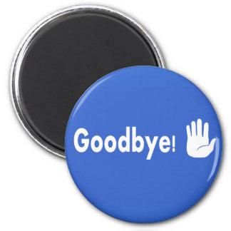¡Adiós! Imán Para Frigorifico