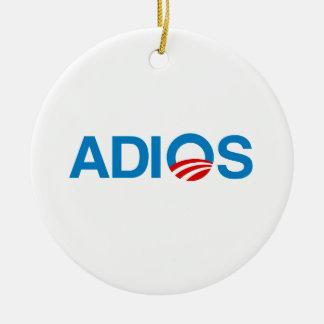 ADIOS CHRISTMAS ORNAMENTS