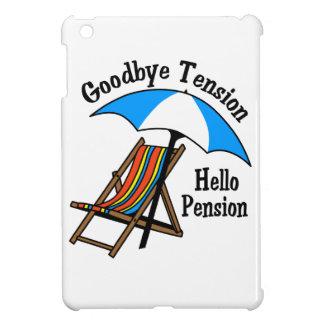 Adiós pensión de la tensión hola