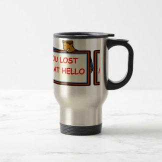 adiós tazas de café