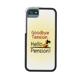 Adiós tensión, hola retiro divertido de la pensión