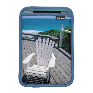 Adironak Chair On Porch Sleeve For iPad Mini