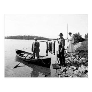 Adirondack 1903 Mts. Postal