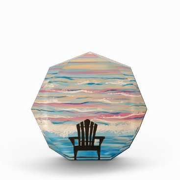 Beach Themed Adirondack Beach Chair Award