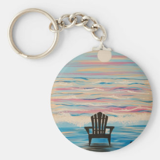 Adirondack Beach Chair Keychain