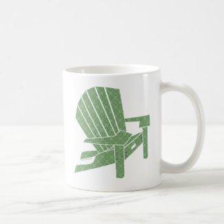 Adirondack Chair Coffee Mug