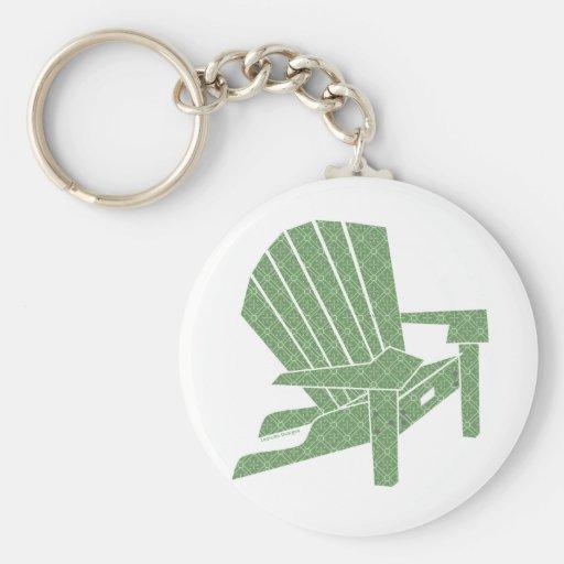 Adirondack Chair Key Chain