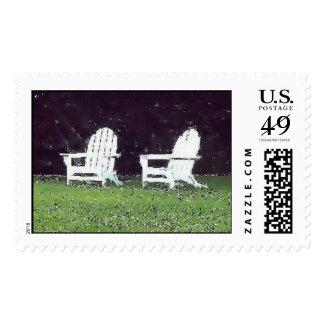 Adirondack Chairs Postage