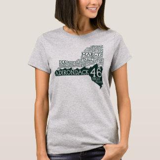 Adirondack High Peaks Women's T-Shirt