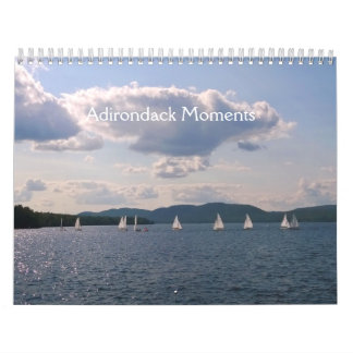 Adirondack Moments Calendar