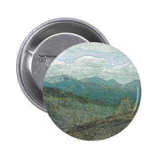 Adirondack Mountain Peaks Panorama Pins