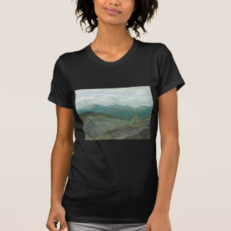 Adirondack Mountain Peaks Panorama Shirts