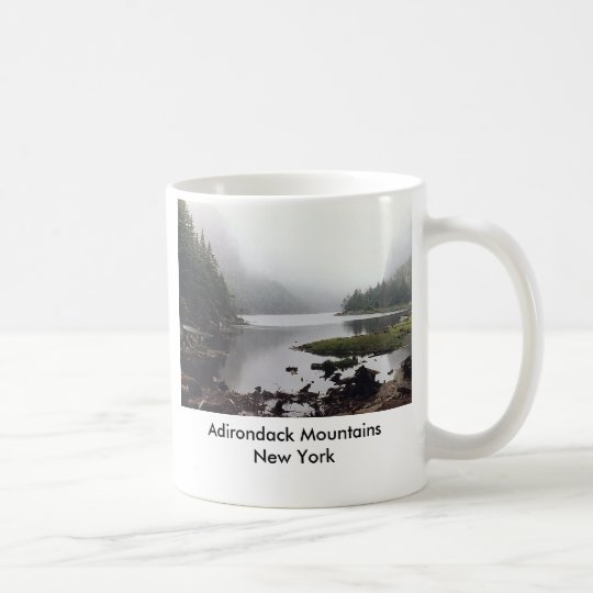 Adirondack Mountains Coffee Mug