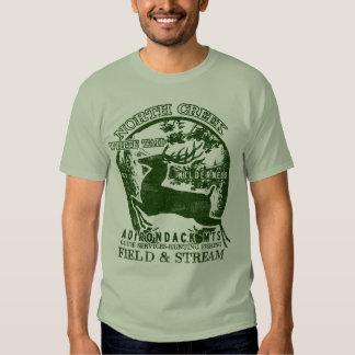 Adirondack Mountains T-shirts