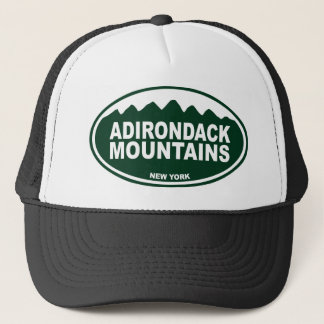 Adirondack Mountains Trucker Hat