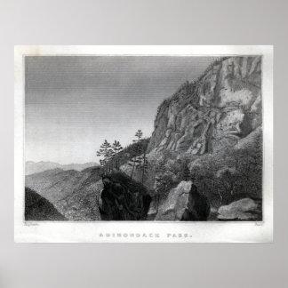 Adirondack Pass Print