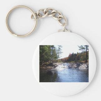 Adirondack Upstate New York Keychain