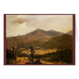Adirondacks by Asher Brown Durand Card