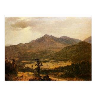 Adirondacks por Asher Brown Durand Postal