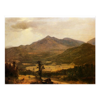 Adirondacks por Asher Brown Durand Tarjetas Postales
