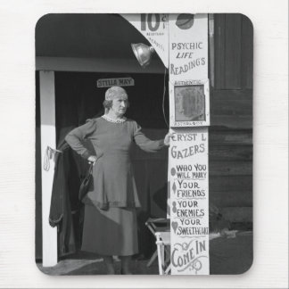 Adivino de Luisiana 1938 Tapetes De Ratones