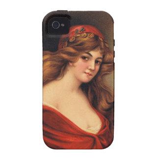 Adivino Vibe iPhone 4 Funda