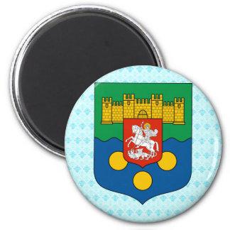 Adjara Coat of Arms detail 2 Inch Round Magnet