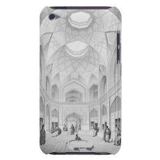 Adji Seid Hussein Bazaar, in Kashan, from 'Voyage Barely There iPod Cover