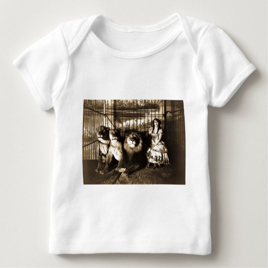 Adjie and the Lions 1899 Baby T-Shirt