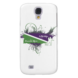 Adjuntas - Puerto Rico Galaxy S4 Case