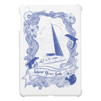 Adjust Your Sails iPad Mini Cover