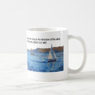 Adjust Your Sails mug