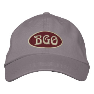 Adjustable Ball Cap Embroidered Hats