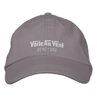 Adjustable Cap: grey like Seattle skies Cap