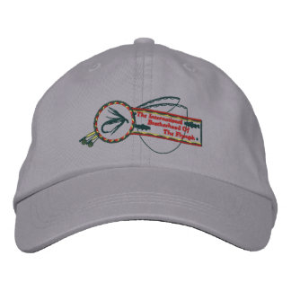 Adjustable Hat Embroidered Baseball Cap