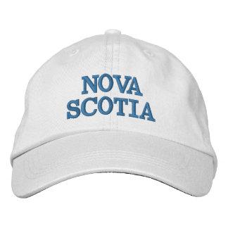 Adjustable Nova Scotia Baseball Cap