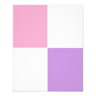ADJUSTABLE Pink, White & Lavender Flyer