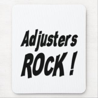 Adjusters Rock! Mousepad