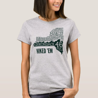 ADK46 Hiked Women's T-Shirt