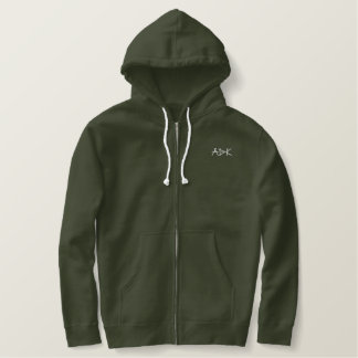 ADK Embroidered Hooded Sweatshirt