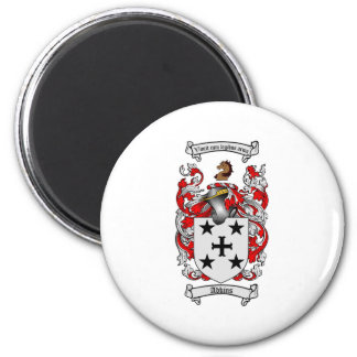 Adkins Coat of Arms / Adkins Family Crest 2 Inch Round Magnet
